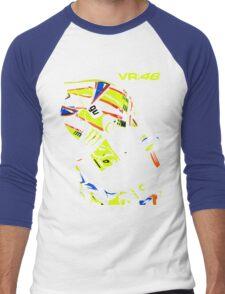 ROSSI 46 Men's Baseball ¾ T-Shirt