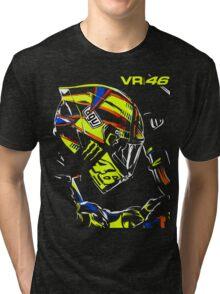 ROSSI 46 Tri-blend T-Shirt