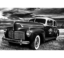 Jefferson Cab 606 Photographic Print