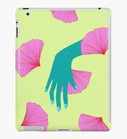 tired of indecision iPad Case/Skin