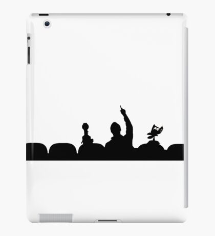 Mystery Science Theater 3000 iPad Case/Skin