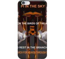 Pi in the Sky by Darryl Kravitz 2014 iPhone Case/Skin