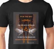 Pi in the Sky by Darryl Kravitz 2014 Unisex T-Shirt
