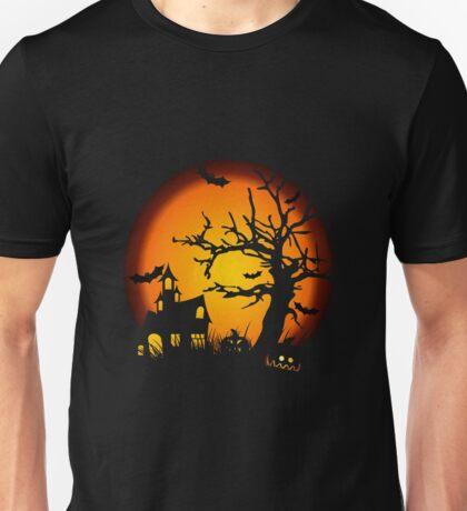 Night Halloween Unisex T-Shirt