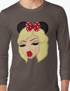 Marilyn Minnie Long Sleeve T-Shirt