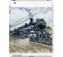 Vintage Locomotive iPad Case/Skin