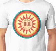 Retro Pinball Points Unisex T-Shirt
