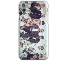 Bangtan Boys (BTS) 'WINGS' #3 iPhone Case/Skin