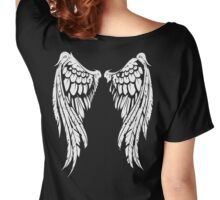 Angel Wings Women's Relaxed Fit T-Shirt