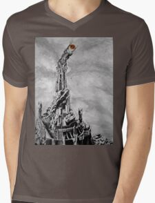 Mordor Mens V-Neck T-Shirt