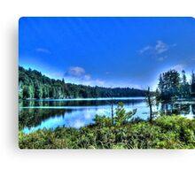 Armstrong Lake Canvas Print