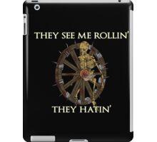 Browheel Rollin' iPad Case/Skin