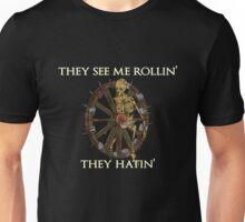 Browheel Rollin' Unisex T-Shirt