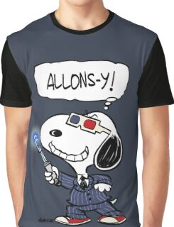Allons-y! Graphic T-Shirt