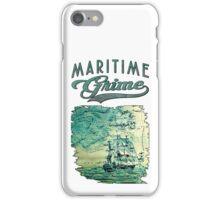 The Sea Bound Coast iPhone Case/Skin