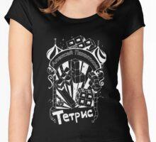 Tetramino Pajitnov Women's Fitted Scoop T-Shirt