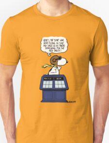 The time war hero Unisex T-Shirt