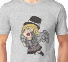 Chibi Steampunk Angel Unisex T-Shirt