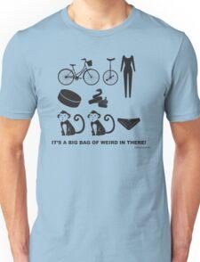 Monkey, Monkey, Underpants... Unisex T-Shirt