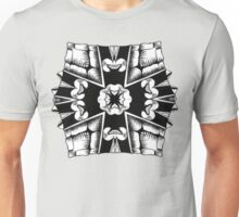Turtle Shield of Spiking Unisex T-Shirt