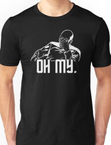 Star Trek Next Generation Picard oh my white Unisex T-Shirt