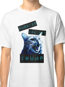 Pussies Against Trump Impact Classic T-Shirt
