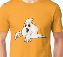 Spooky Halloween Ghost Unisex T-Shirt
