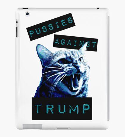 Pussies Against Trump Impact iPad Case/Skin