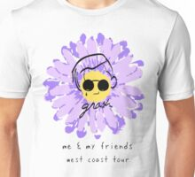 Gnash / Me & My Friends Tour Unisex T-Shirt