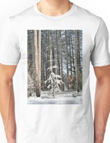 Lonely Tree Unisex T-Shirt