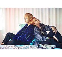 BTS V & J-Hope Wings Photographic Print