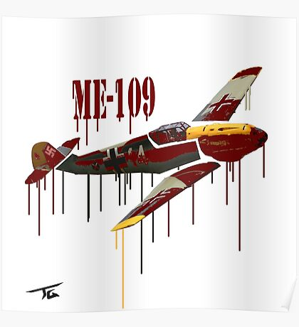 ME-109 Poster