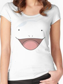 Quagsire Shirt Women's Fitted Scoop T-Shirt
