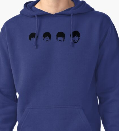THE BEATLES Pullover Hoodie