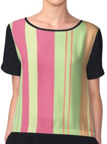 """""""Summer Girl"""" color design by MrN Chiffon Top"""