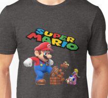 Disney,cartoon,super mario Unisex T-Shirt