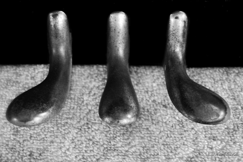 Piano Pedals by Laurie Minor