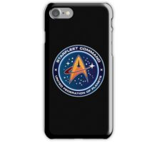 Star Trek Starfleet Command iPhone Case/Skin