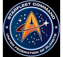 Star Trek Starfleet Command Photographic Print
