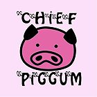 CHIEF PIGGUM by greatbritton99