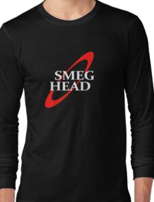 SMEG HEAD Long Sleeve T-Shirt
