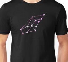 Geometric Virgo Constellation Unisex T-Shirt