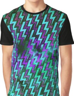 electric storm 3 Graphic T-Shirt