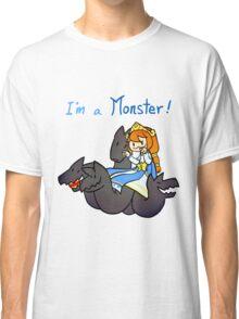Smite - I'm a monster (Chibi) Classic T-Shirt