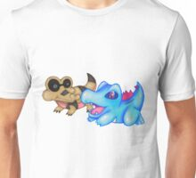 Best Buds (Sandile and Totodile) Unisex T-Shirt