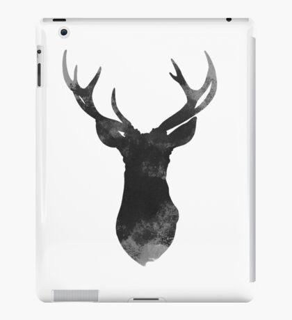 Deer Animal Poster Watercolor Painting Image Drawing Poster iPad Case/Skin