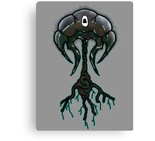 Root - Creature - Cyclop (ENG-000002) Canvas Print