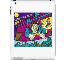 LESS THAN JAKE TOURS 1 iPad Case/Skin