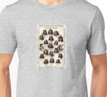 19th C. Indian Medicine Poster Unisex T-Shirt