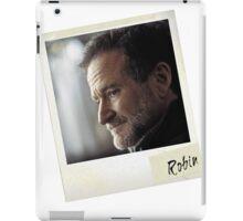 Robin Williams Photograph iPad Case/Skin